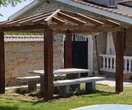 Cenadores Carpintería Exterior
