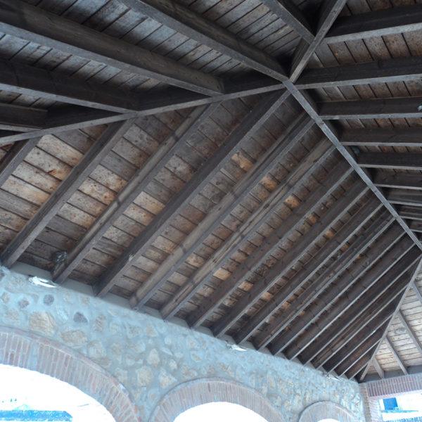Estructuras de Madera Abadia Carpinteria